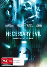 Necessary Evil (DVD, 2010) region free