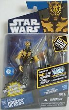 SAVAGE OPRESS Star Wars The Clone Wars Action Figure #CW55 2011