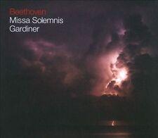 Beethoven: Missa Solemnis (CD, Nov-2013, SDG (Soli Deo Gloria))