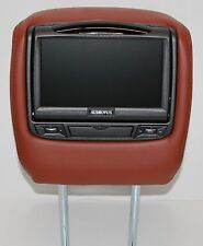 NEW 2012 GMC Acadia Dual DVD Headrest Video Players Monitors for 2010 2011