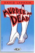 MURDER ME DEAD #1 2 3 4 5 6 7 8, NM+, David Lapham, Death, Guns, 2000