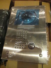 Aiphone JF-DVF Video Door Station Camera Bell Vandal Resistant Flush Mount