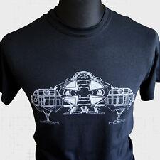 Fach 1999 Eagle T-Shirt Retro Super Hero Sci Fi TV Serien Cool