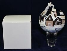 Hand Painted and Mouth Blown - Made in Poland - Christmas Ornament