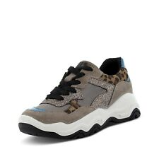 PRIMIGI 6380544 Sneakers Girl's Shoes Animal Brown
