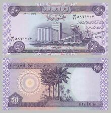 Irak / Iraq 50 Dinars 2003 p90 unc.