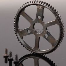 STEEL 65T SPUR MAIN GEAR TRAXXAS 1/10 SUMMIT & E-REVO RC 5603 5605 5608 5607
