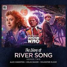 The Diary of River Song: No. 2 by John Dorney, James Goss, Matt Fitton, Guy Adam