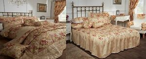 Versailles Luxury Bedroom Collection  Duvet Set Bedspreads Curtains+Accessories