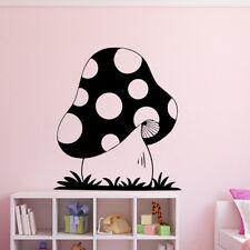 Creative Mushroom Wall Stickers Modern Fashion Wall Sticker For Children's Room