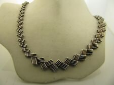BA 925 Sterling Silver Necklace 18 inches