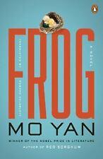 Frog : A Novel by Mo Yan (2016, Paperback)