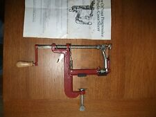 Progressive Clamp On Apple Peeler Corer Slicer
