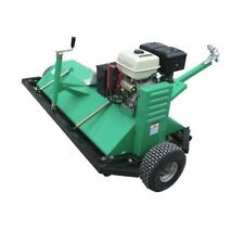 Flail Mower 5 FT Self Propelled Electric Start 15 HP Tow Behind ATV Quad Bike