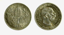 pcc2128_102)  Franz Joseph I 1 Korona 1916 AG