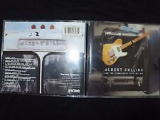 CD ALBERT COLLINS AND THE ICEBREAKERS / LIVE 92 - 93  /