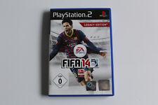 Playstation 2 PS2 Spiel Fifa 14