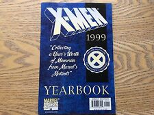 X-Men 1999 Yearbook Comic! Look At My Other Comics!