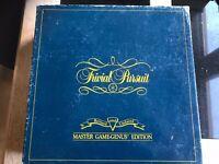 Vintage Parker Trivial Pursuit: Master Game-Genus™ Edition (1983, 1987) Complete