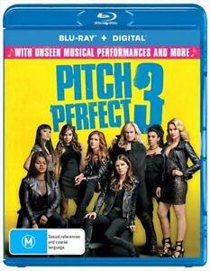Pitch Perfect 3 Digital Copy Blu-ray