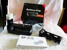 Battery grip for Nikon D200