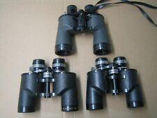 Swift 7x-12x40 8x-24x50 Zoom Binoculars lot of THREE Made Japan read description