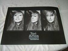 TORI AMOS UNREPENTANT GERALDINES PROMO LITHOGRAPH POSTER MINT