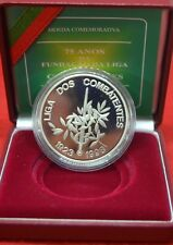 Portugal 1999 Silver Proof Coin - 75 YEARS OF THE LEAGUE OF COMB - 1000 Escudos