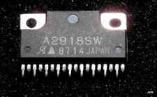 A2918SW DUAL H-BRIDGE DRIVER FOR 2 PHASE STEPPER OR  2 DC MOTORS. NEW IN TUBE