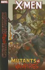 NEW X-Men: Curse of the Mutants- Mutants vs. Vampires by Chuck Kim
