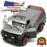Diecast model The A Team  1983 GMC Vandura 1:24 scale Hollywood Greenlight
