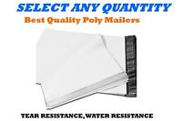 """7.5x10.5 Poly Mailers Plastic Shipping Mailing Bags Envelopes Polymailer 7""""x10"""""""