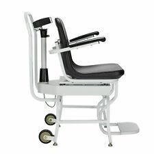Health O Meter Digital Chair Scale w/Flip Arm, Foot Rests & Wheels, FREE ship...