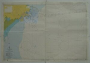 Admiralty 880 Lanshan and Approaches China - Hung Hai Marine Geographic Map