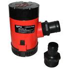 "Johnson Pump 40004 4000 Gph Bilge 1-1/2"" Discharge Port 12V photo"
