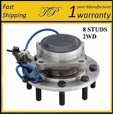 Front Wheel Hub Bearing Assembly For 2004-2006 CHEVROLET SILVERADO 3500 2WD