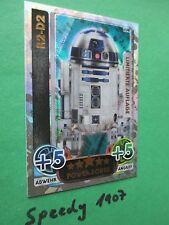 Topps Force Attax Awakens Limited R2-D2 limitiert Erwachen der Macht LEPA