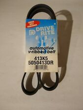 Drive Rite Automotive Serpentine Belt Part # 413K5