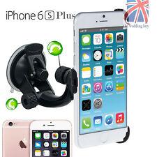 360°rotativo Parabrisas Succión Soporte de Coche Base Apple iPhone 6s Plus