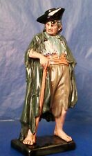 Royal Doulton Rare Figurine The Beggar Bone China H.N. 2175 Vintage 1955