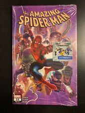 AMAZING SPIDER-MAN #33 Walmart Exclusive Alex Ross Variant Marvel Comics 3 Pack!