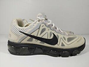NIKE AIR MAX TAILWIND 7 Women's Running Shoes 683635 103 White Black sz 7.5