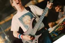 3 Grateful Dead 8x10 Photos Phil Lesh Jerry Garcia Bill Weir Cohn Dead Images G