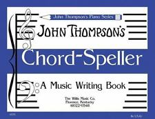 JOHN THOMPSON'S CHORD SPELLER - JOHN THOMPSON (PAPERBACK) NEW