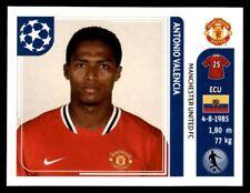 Panini Champions League 2011-2012 - Antonio Valencia Manchester United FC No.153