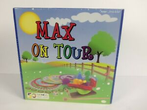 Beleduc Max On Tour Board Dexterity Game Children Learning Educational Game