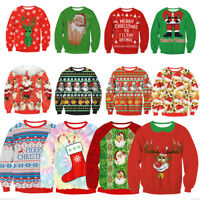 Pull de Noël vacances Santa Elf drôle femmes pulls d'homme