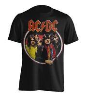 "AC/DC "" Highway to Hell Vintage "" Camiseta 105879 #"