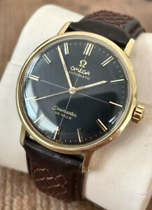Omega Seamaster De Ville Automatic Vintage Men's Watch 1963, Serviced+Warranty