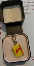 New in box juicy couture electronic tablet  charm
